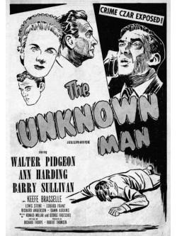 O Homem Desconhecido - 1951