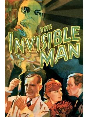 O Homem Invisível - 1933
