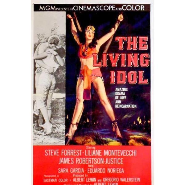 O Ídolo Vivo - 1957