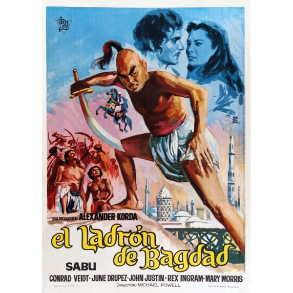 O Ladrão de Bagdá - 1940