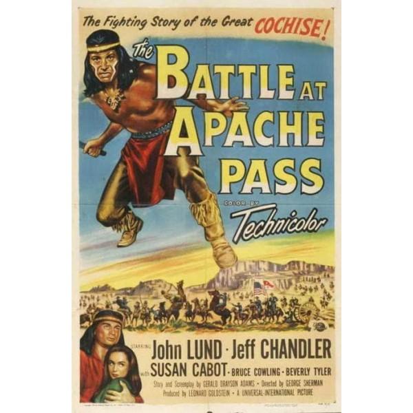 O Levante Dos Apaches - 1952