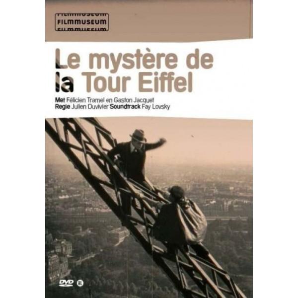O Mistério da Torre Eiffel | O Fantasma da Torre ...