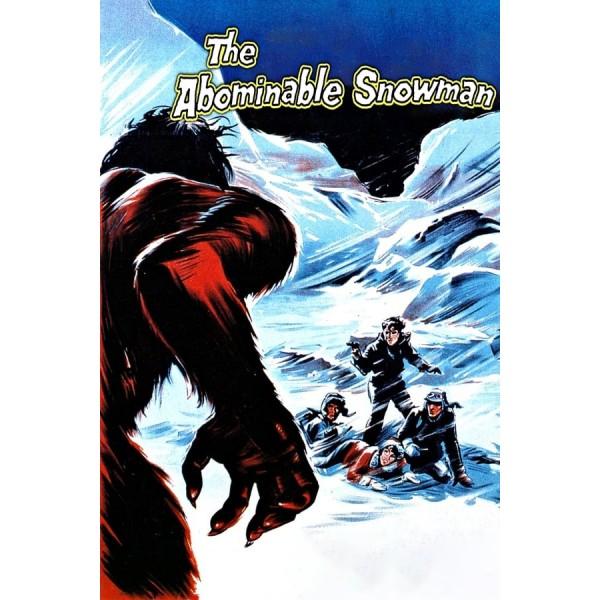 O Monstro do Himalaia   O Abominável Homem das Ne...