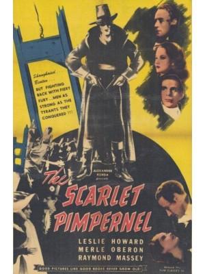O Pimpinella Escarlate - 1934
