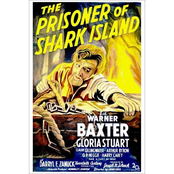 O Prisioneiro da Ilha dos Tubarões - 1936
