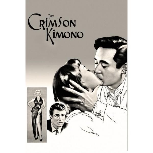 O Quimono Escarlate - 1959