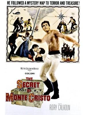 O Segredo de Monte Cristo - 1961