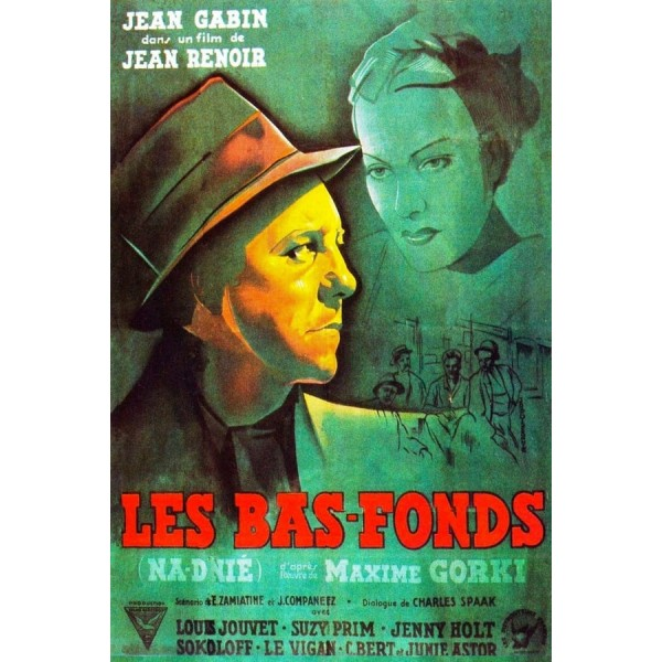 O Submundo | Bas Fonds | O Mundo do Vício - 1936