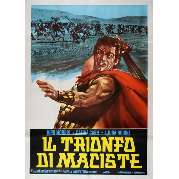 O Triunfo de Maciste - 1961
