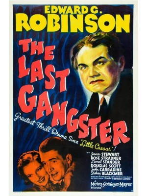 O Último Gangster - 1937