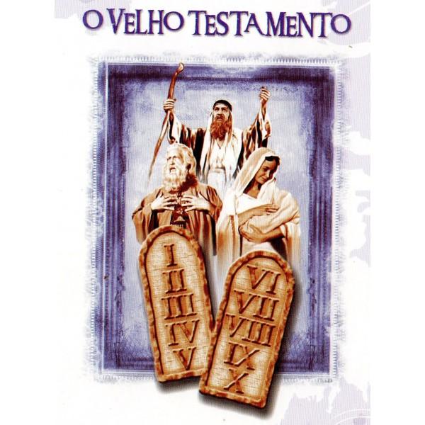 O Velho Testamento - 4 Discos