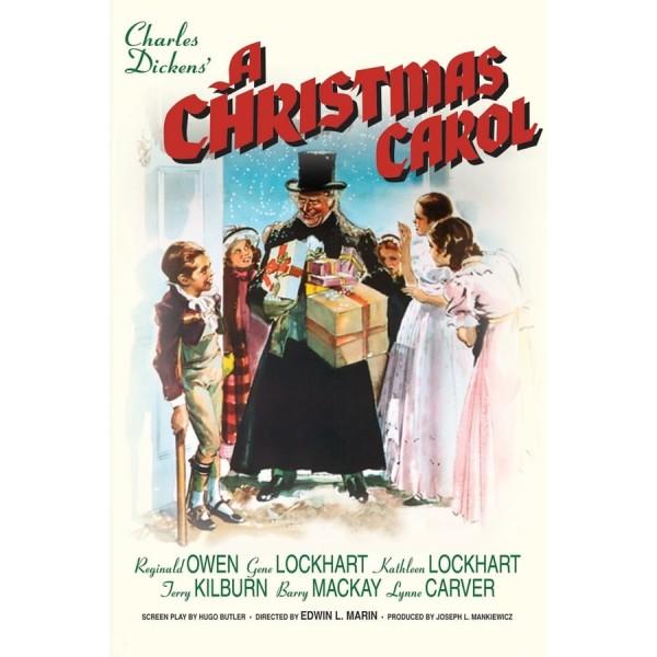Os Fantasmas de Scrooge | Um conto de Natal - 1938