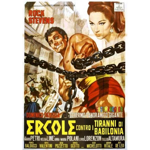 Os Tiranos da Babilônia | Hércules Contra os Tiranos da Babilônia - 1964