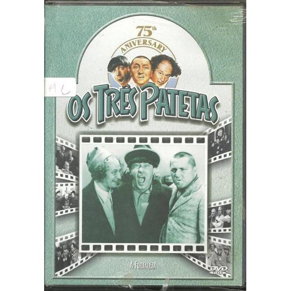 Os Três Patetas - A Fortaleza - 1949