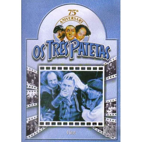 Os Três Patetas - O Golpe - 1947