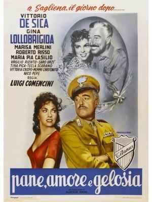 Pão, Amor e Ciúme - 1954