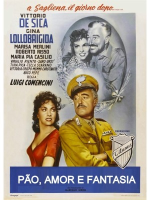 Pão, Amor e Fantasia - 1953