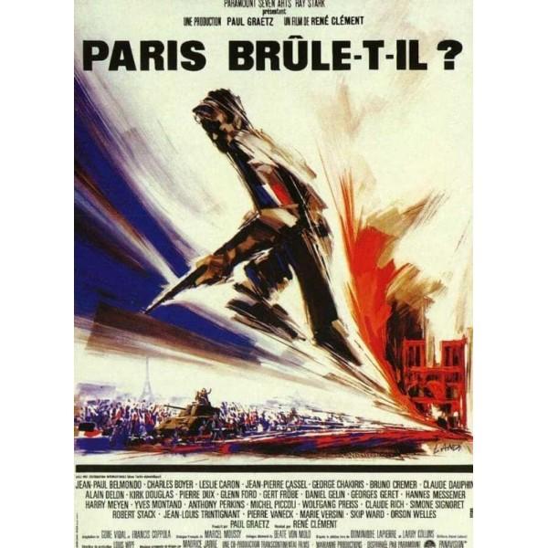 Paris Está em Chamas? - 1966