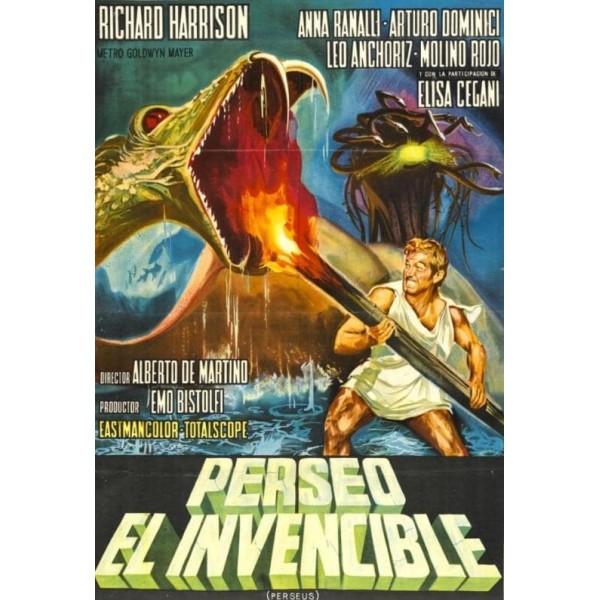 Perseu, O Invencível | Perseu Contra os Monstros ...