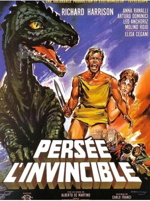 Perseu, O Invencível - 1963