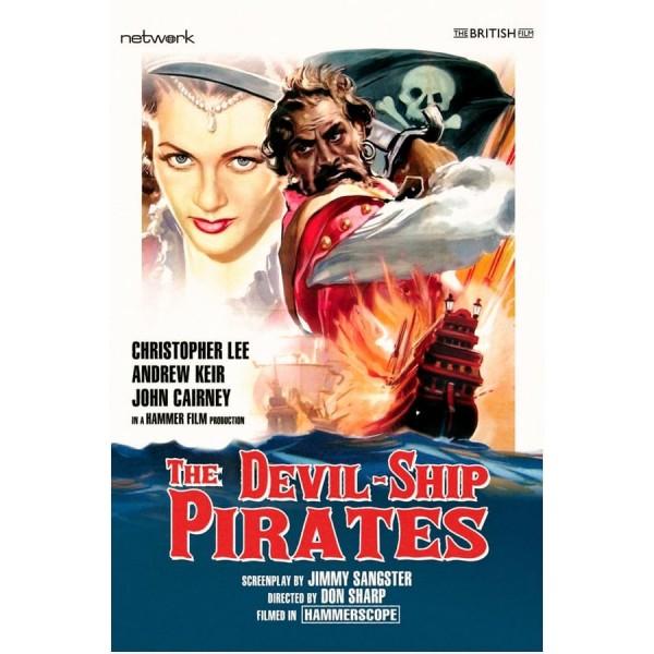 Piratas Diabólicos - 1964