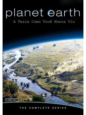 Planeta Terra: A Terra como você nunca viu - 2008