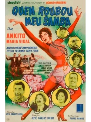 Quem Roubou Meu Samba? - 1959