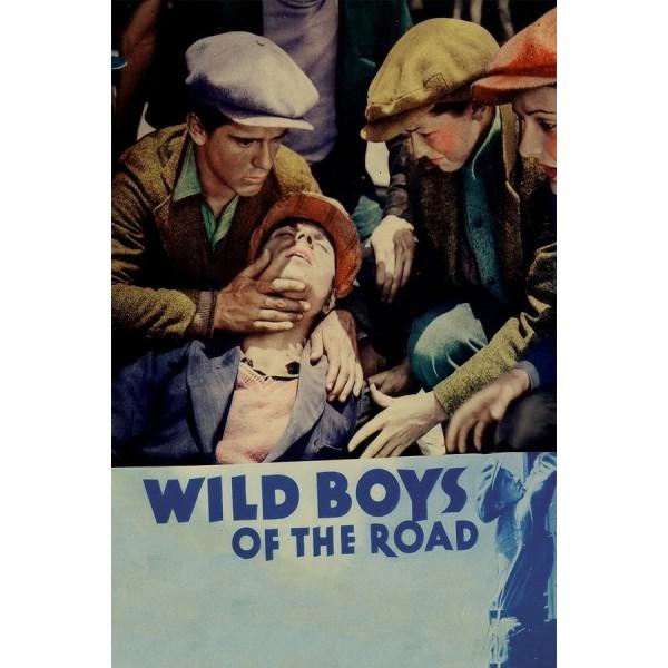 Rapazes selvagens da estrada - 1933
