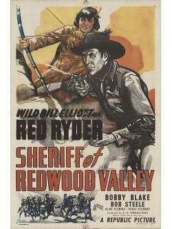 RED RYDER - Bandidos do Vale  - 1946