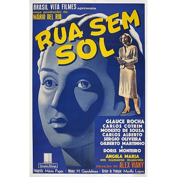 Rua Sem Sol - 1954
