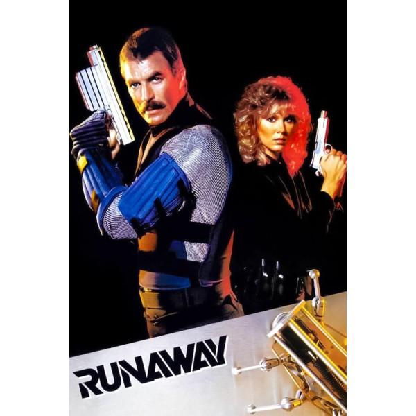 Runaway - Fora de Controle - 1984