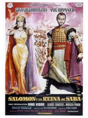 Salomão e a Rainha de Sabá - 1959