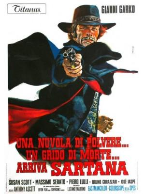 Sartana Está Chegando | Fujam, Sartana Chegou! - 1970