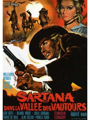 Sartana no Vale da Morte  | Sartana no Vale dos Gaviões - 1970