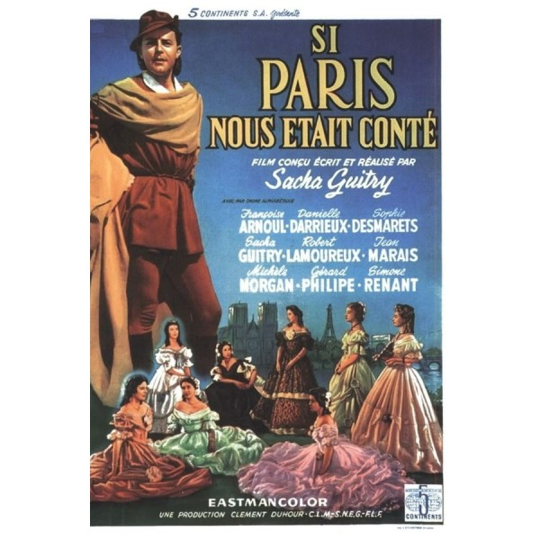 Se Paris falasse... | Se Paris nos fosse contada -...