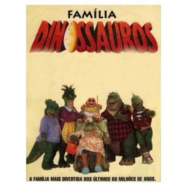 Família Dinossauro - 1991 | 1994 - 08 Discos