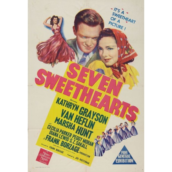 Sete Noivas | As Sete Noivas – 1942