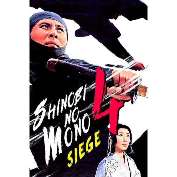 Shinobi No Mono 4: Cervo - 1964