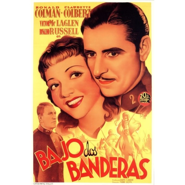 Sob Duas Bandeiras - 1936