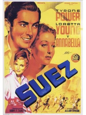 Suez - 1938
