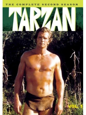 Tarzan - 2ª Temporada - Vol 01 - 1966 - 04 Disco
