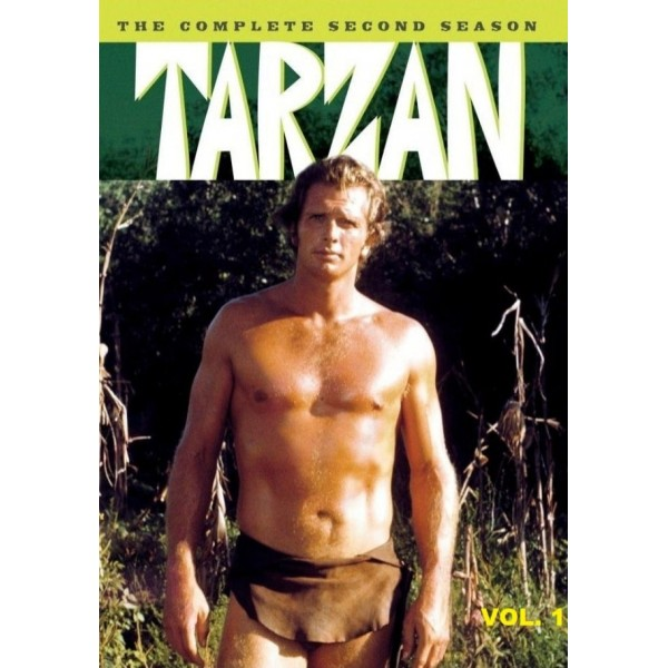 Tarzan - 2ª Temporada - Vol 01 - 1966 - 04 Disco