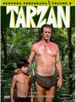 Tarzan - 2ª Temporada - Vol 02 - 1966 - 04 Disco