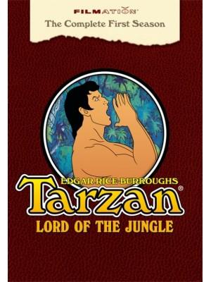Tarzan, O Rei das Selvas - 1976|1979 - 1ª Temporada - 04 Discos