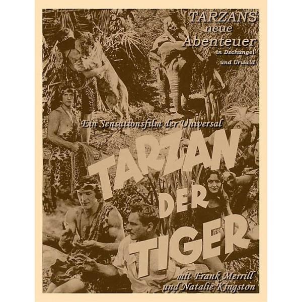 Tarzan, O Tigre - 1929 - 02 Discos
