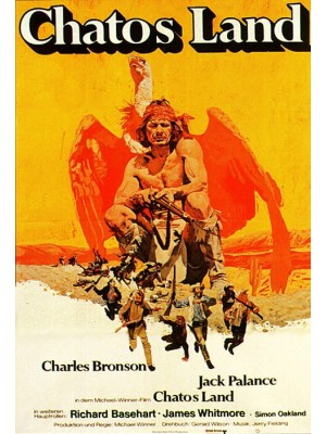 Terra dos Renegados | Renegado Impiedoso - 1972