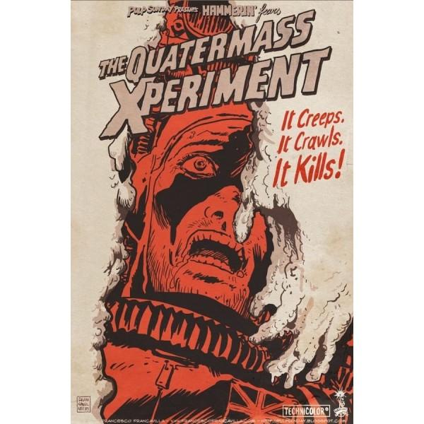 Terror que Mata | Projeto Quatermass | O Monstro do Espaço - 1955