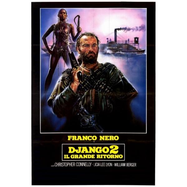 Django - A Volta do Vingador - 1987