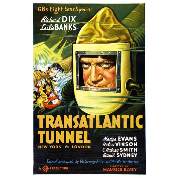 Túnel Transatlântico - 1935