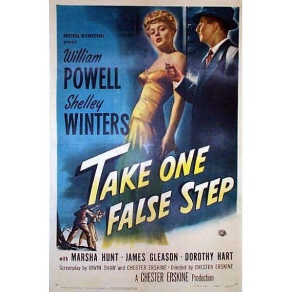 Um Passo em Falso - 1949